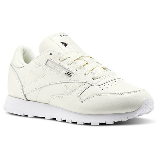 Reebok - Classic Leather x Stockholm FACE Hazy White/White/Black CN1474