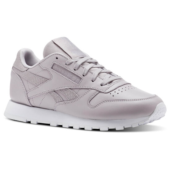 Reebok - Classic Leather PS Pastel Lavender Luck/White CM9159