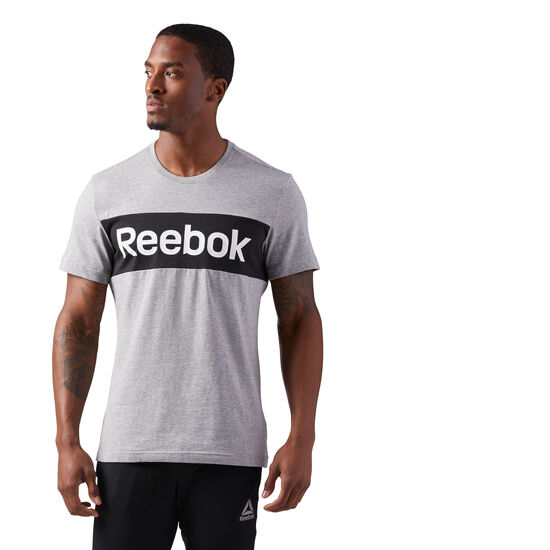 Reebok - Graphic T-Shirt Medium Grey Heather CD4334