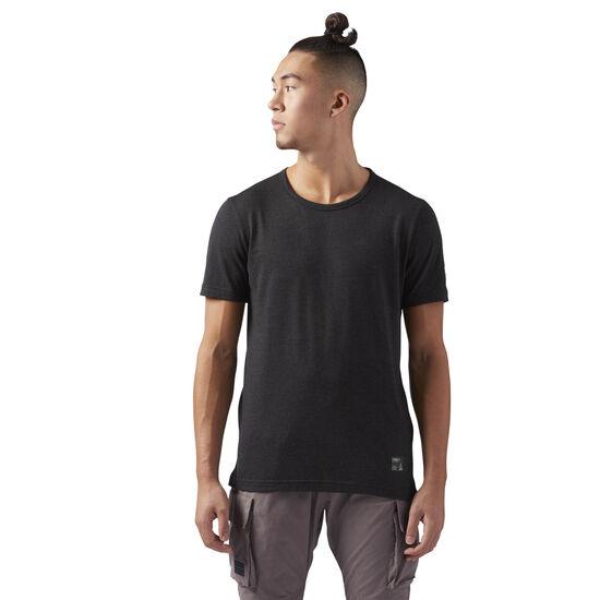 Reebok - Noble Fight T-Shirt Black CE0715