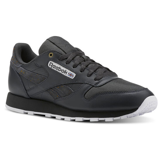 Reebok - Classic Leather Montana Cans Mc-Stealth/Banana/White CN4890