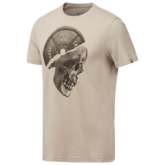Reebok - CrossFit Tee Parchment DH3690
