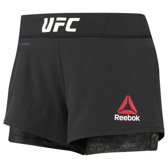 Reebok - UFC Fight Night Blank Octagon Shorts Black CF1412