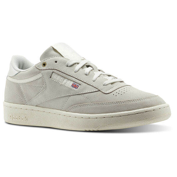 Reebok Club C 85 Montana Cans collaboration Beige CM9296