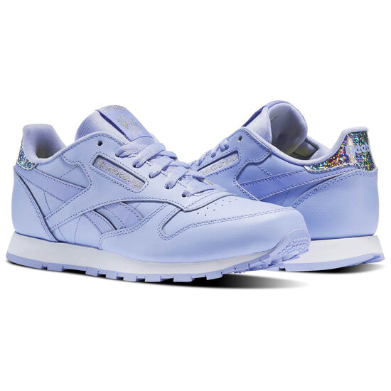 Reebok - Classic Leather Pastel - Primary School Lilac Glow/White BS8978