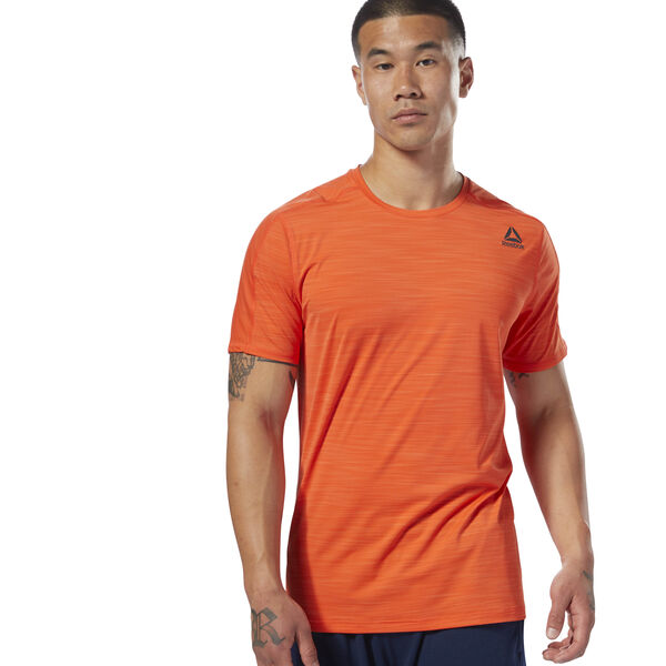 ACTIVCHILL Move Tee Orange D93747