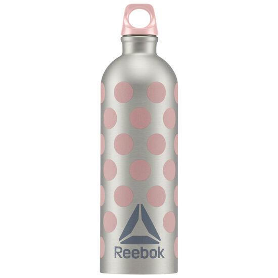 Reebok - Enhanced Water Bottle Metallic Silver CV6203