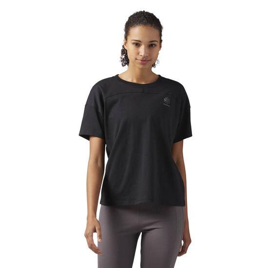 Reebok - Classic Cotton T-Shirt Black CF9500