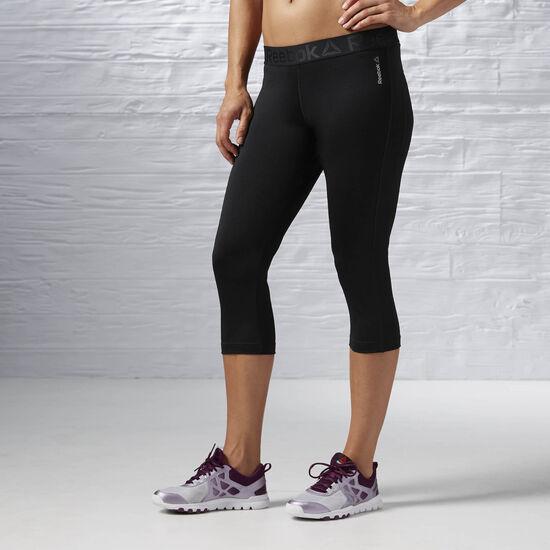 Reebok - Workout Ready Capri Black AJ3516