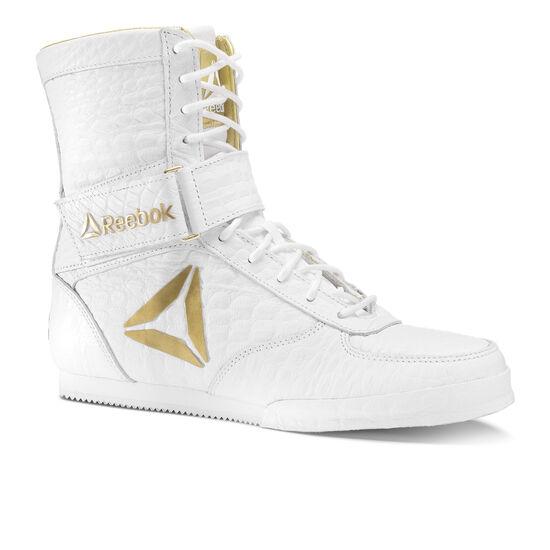 Reebok - Reebok Boxing Boot - Legacy LTD White/Gold CN5104