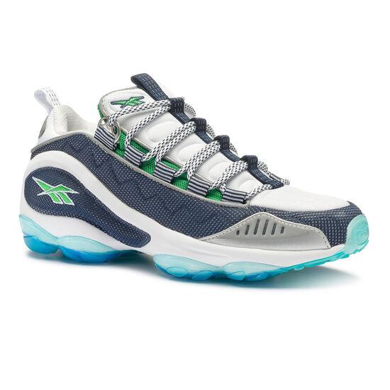 Reebok - DMX Run 10 Infinite Blue/Big Green/White V44402
