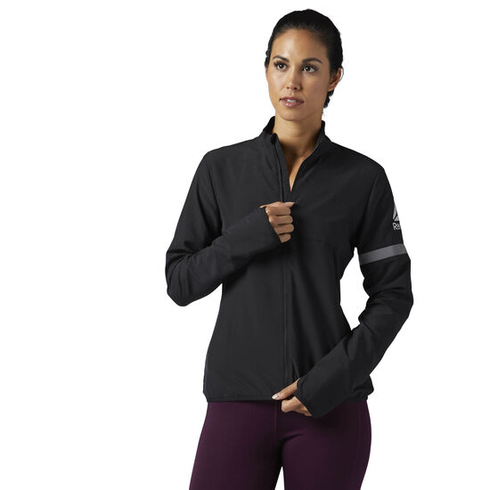 Reebok - Running Essentials Wind Jacket Black BQ7474