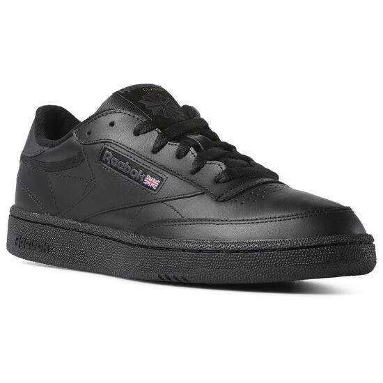 Reebok - Club C 85 Intense Black/Charcoal AR0454