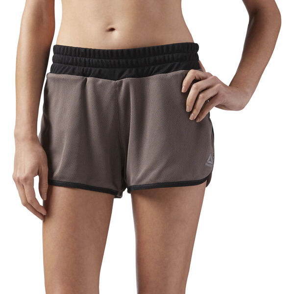 Sustainable Mesh Shorts Beige CE4551