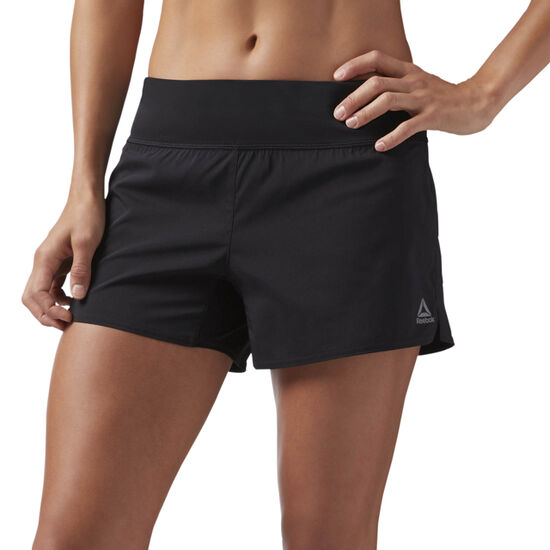 Reebok - 1 cms Woven Training Shorts Black CF5700