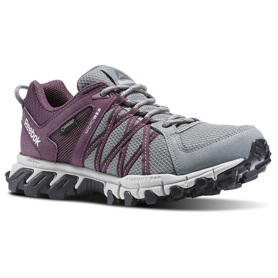 Reebok - Trailgrip RS 5.0 GTX Grey/Washed Plum/Smoky Orchid/Skull Grey BS5430