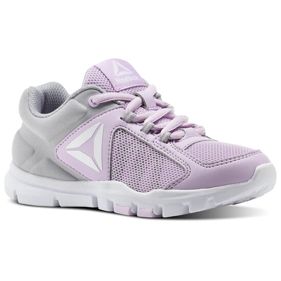 Reebok - Yourflex Train 9.0 - Nursery School Purple/Moonglow/Stark Grey/White CN0768