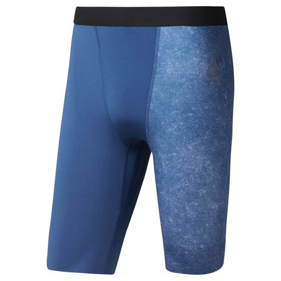 Reebok - Reebok CrossFit Compression Shorts Bunker Blue CY4974