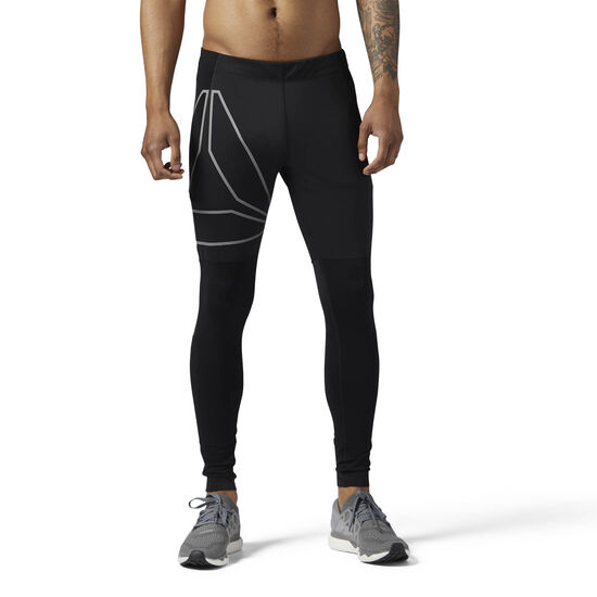 Reebok - Running Winter Tights Black BR4410