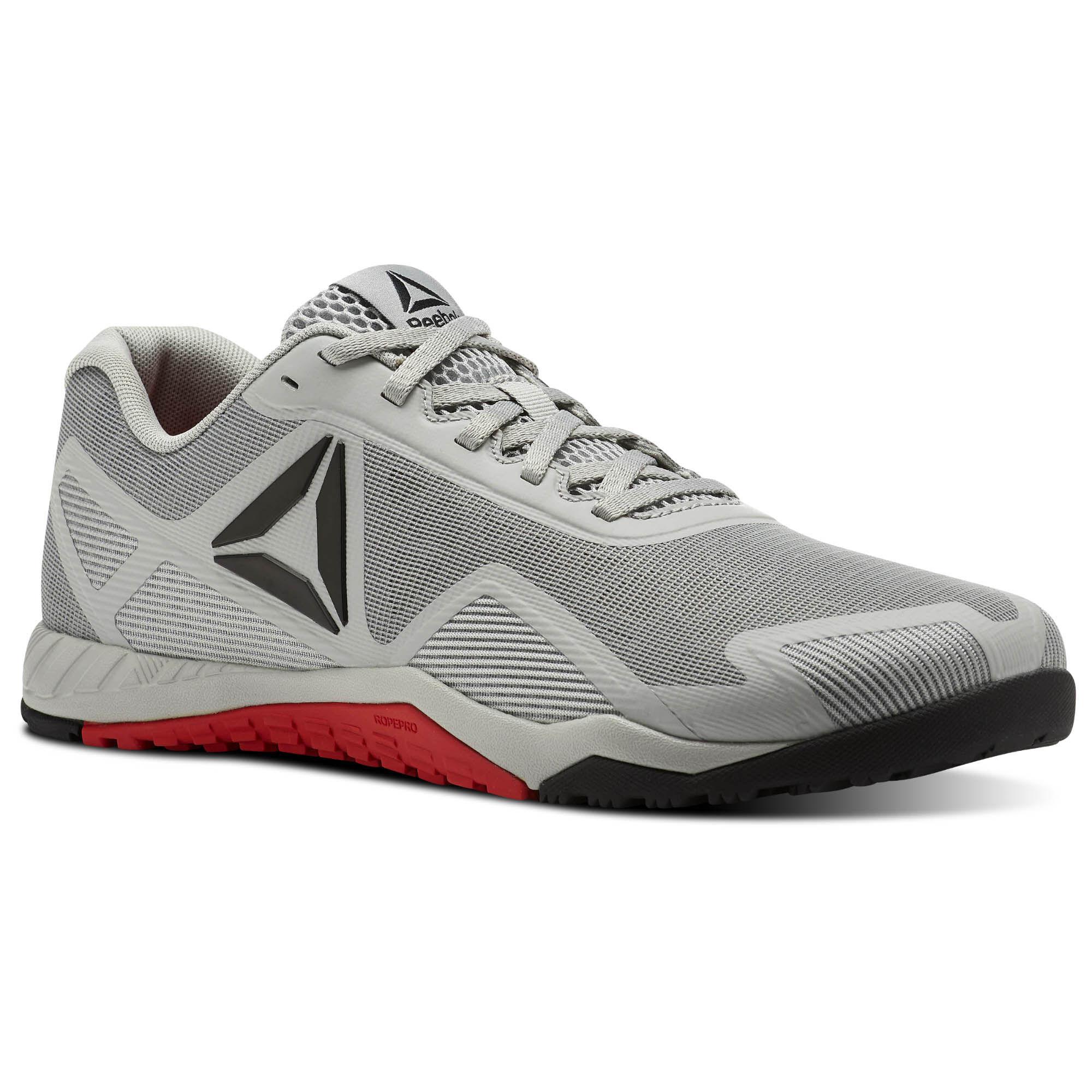 Reebok ROS WORKOUT TR 20  Sports shoes  stark greyredblack   MijXj1xx