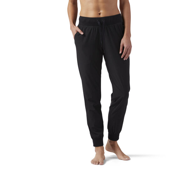 Reebok - Training Supply Woven Pants Black CF5888