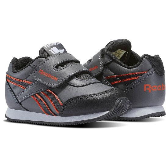 Reebok - Reebok Royal Classic Jogger Alloy/Coal/Energy Orange/Cloud Grey BS8726