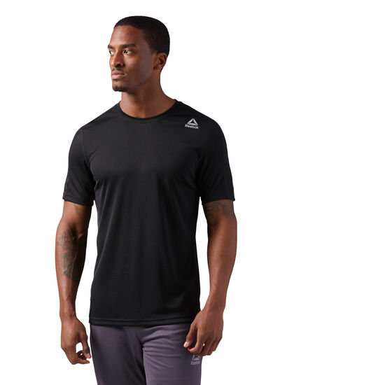 Reebok - Training T-Shirt Black CE3860