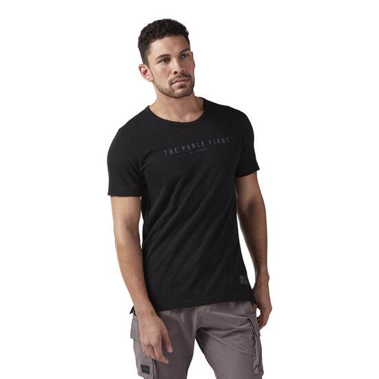 Reebok - Noble Fight T-Shirt Black CE0710