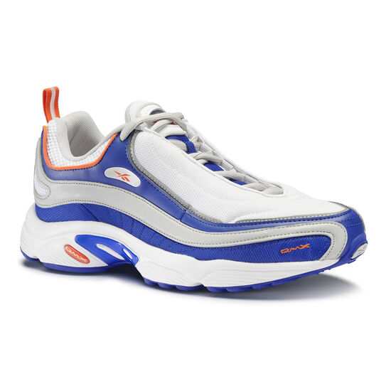 Reebok - Reebok Daytona DMX White/Blue Move/Skull Grey/Bright Lava CN6033
