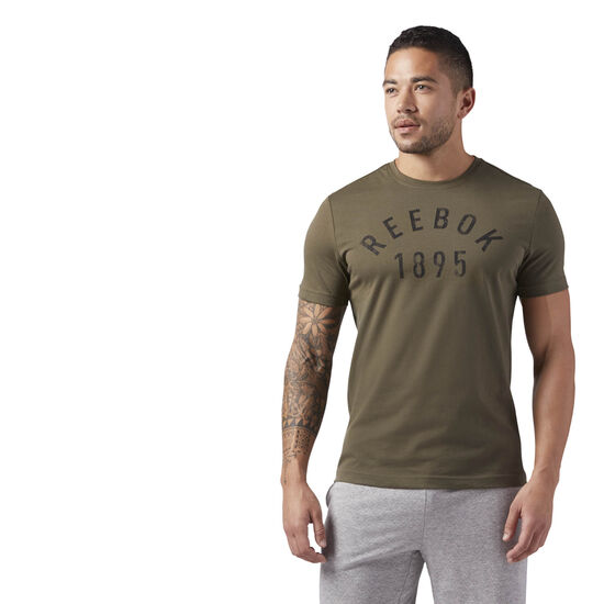 Reebok - 1895 Workout T-Shirt Army Green CF3885