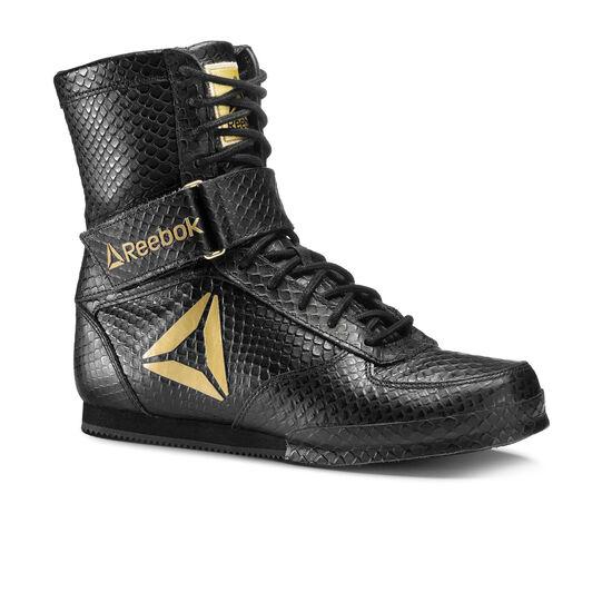 Reebok - Reebok Boxing Boot - Legacy LTD Black/Gold CN5105