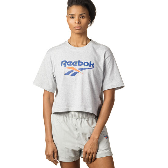Reebok - LF 2 Toned T-Shirt Light Grey Heather DP0195