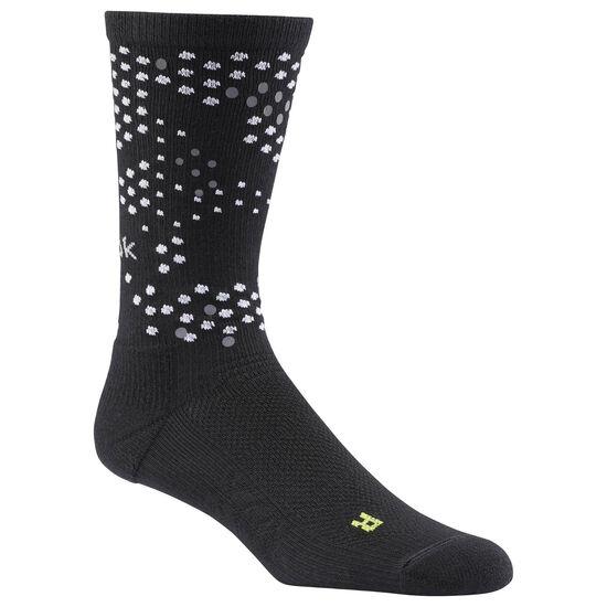 Reebok - Running Crew Socks Black BK2493