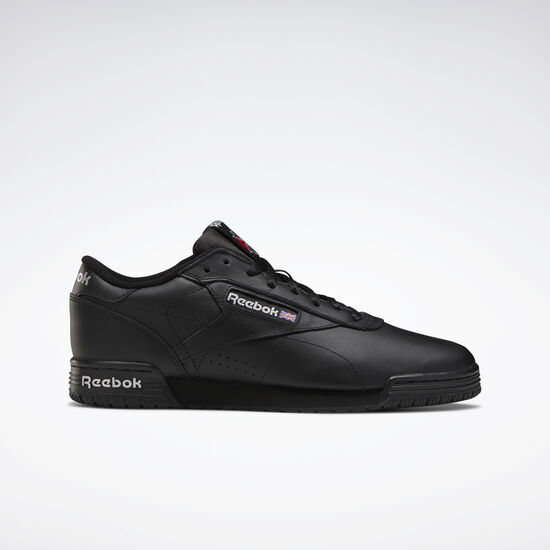 Reebok - Ex-O-Fit Clean Logo INT Intense Black/Silver/Silver AR3168