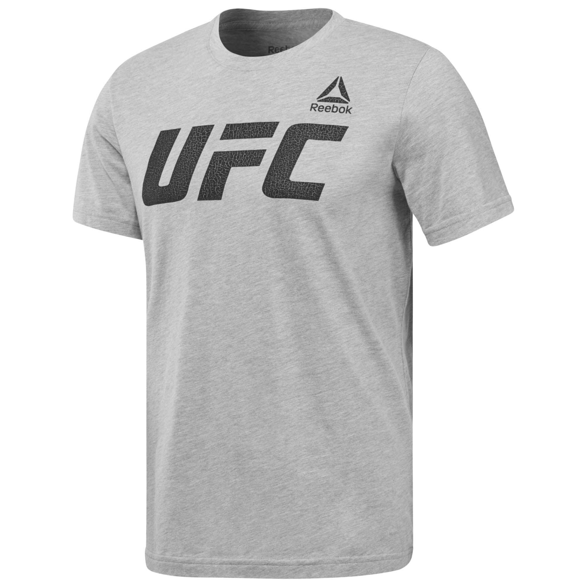 Reebok - UFC Graphic T-Shirt Medium Grey Heather CG0633