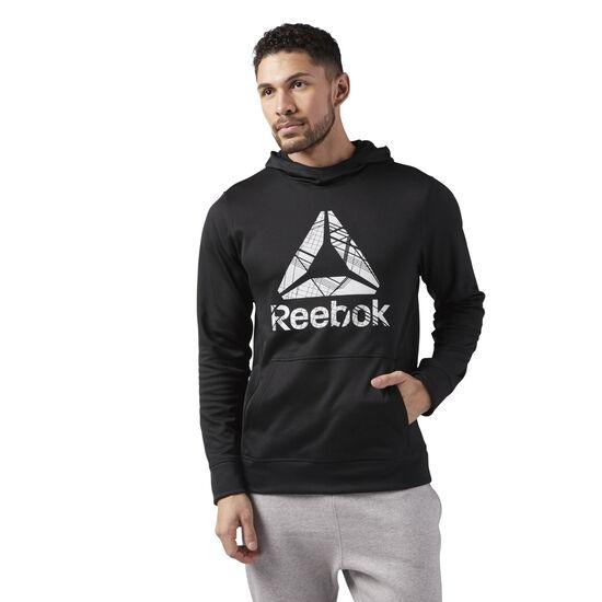 Reebok - Elements Hoodie Black CE3873