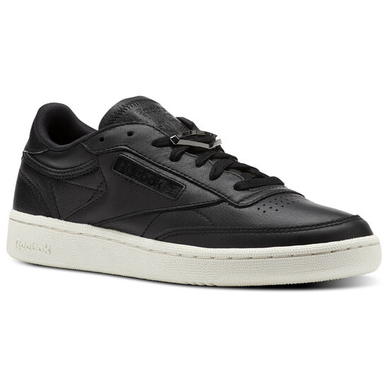 Reebok - Reebok Club C 85 Hardware Black/Chalk BS9596