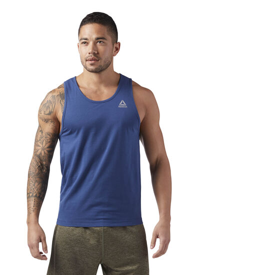 Reebok - Classic Tank Top Washed Blue CD5508