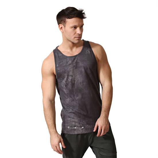Reebok - Combat SprayDye Tank Powder Grey CE2513