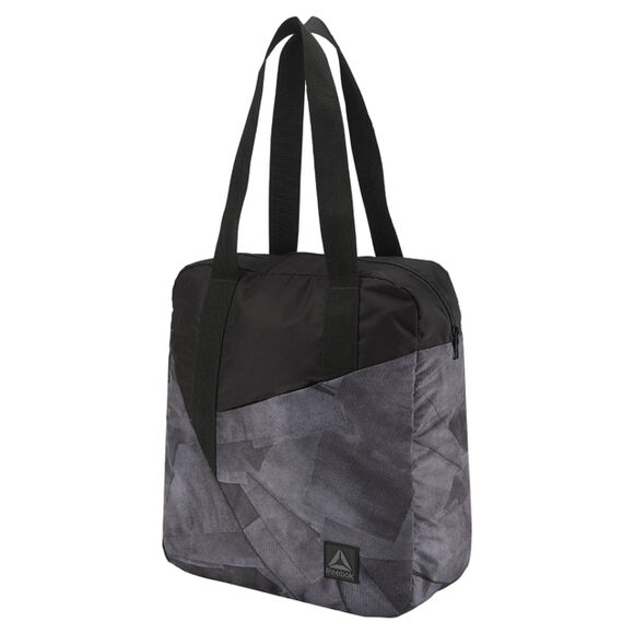 Reebok - Women's Foundation Graphic Tote Black D56078