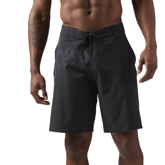 Reebok - Reebok CrossFit Super Nasty Shorts Black CD7622