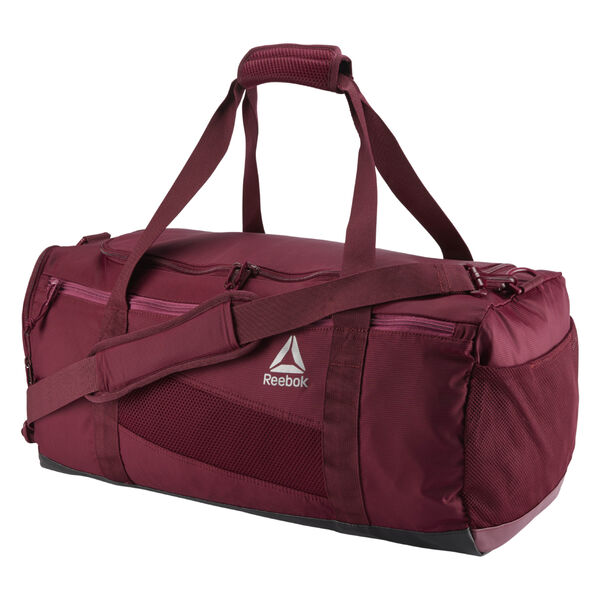 Shoe Storage Duffle Bag Purple CZ9799