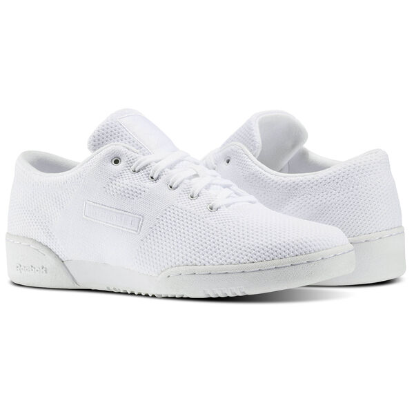 Workout Clean Ultraknit White BS9108