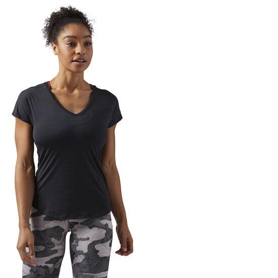 Reebok - ACTIVCHILL T-Shirt Black CF5944