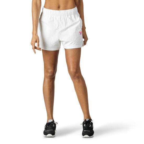 Reebok - Woven Athleisure Shorts White DP0203