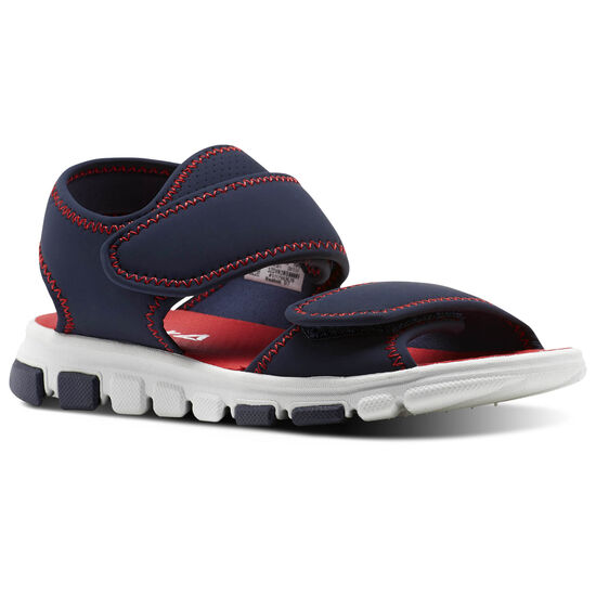 Reebok - WAVE GLIDER III Collegiate Navy/Primal Red/White CN1592