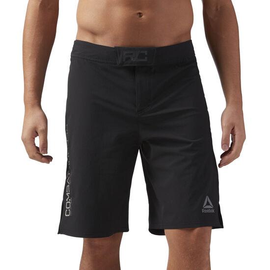 Reebok - Combat MMA Shorts Black CD7951