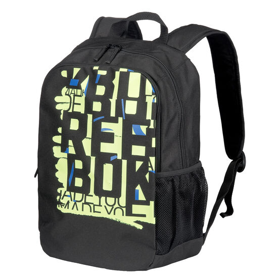 Reebok - Kid's Backpack Black BP9536