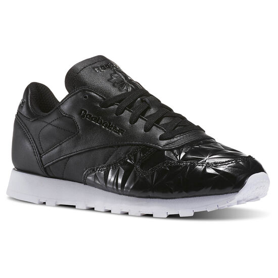 Reebok - Classic Leather Hype Black/White BD4887