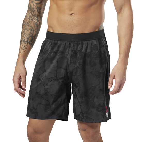 Reebok - Reebok CrossFit Speed Shorts - Games Black DN6178